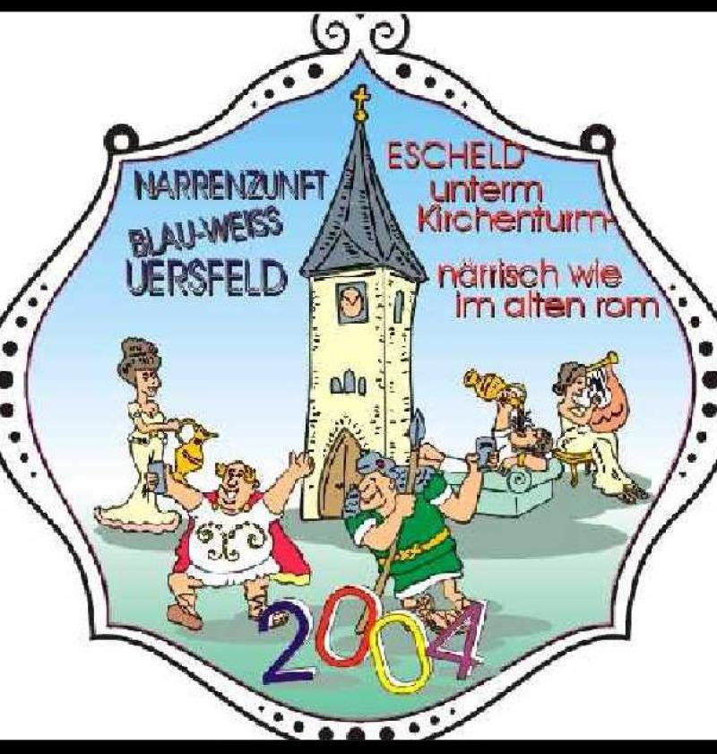 Narrenzunft Uersfeld Historie Die Narrenzunft I